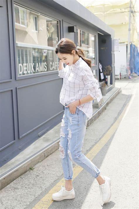 25+ best ideas about Korean fashion summer on Pinterest   Ulzzang fashion summer Korean fashion ...