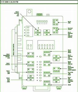 2006 Chrysler 300c Main Fuse Box Diagram  U2013 Schematic Diagrams