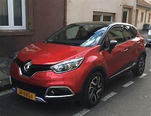 Captur Rouge : captur helly hansen rouge flamme noir toil essence 120ch b auto ~ Gottalentnigeria.com Avis de Voitures