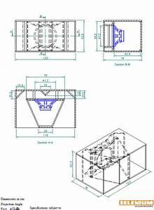 Selenium Speaker Box Enclosure