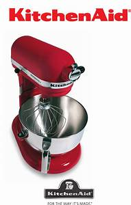 Kitchenaid Mixer 9708308b User Guide