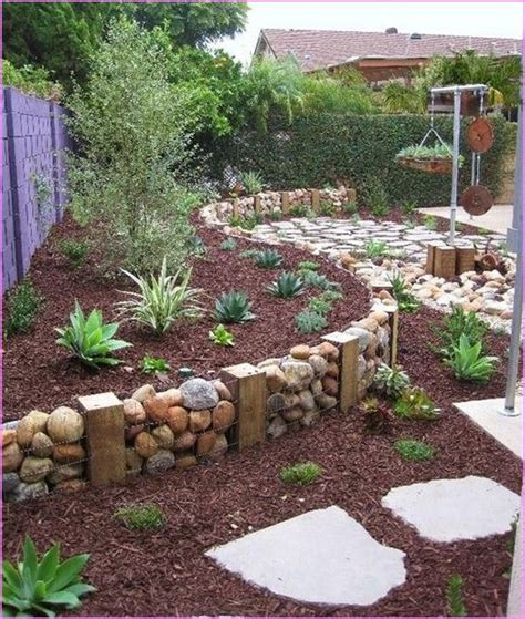 cheap landscaping ideas ideas  pinterest diy
