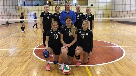 Rēzeknietes tiek Latvijas volejbola federācijas kausa ...