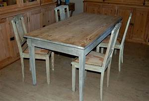 Table Ancienne De Ferme : the table 2 roses et 1 chou ~ Dode.kayakingforconservation.com Idées de Décoration