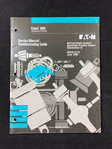 Eaton Abs Service Manual Troubleshooting Guide Brsm