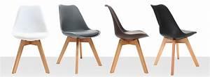 Chaise De Cuisine Design : chaise design pour salle manger et pas cher miliboo ~ Teatrodelosmanantiales.com Idées de Décoration