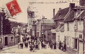 Cartes postales anciennes de Beaumont le Roger (27170) Actuacity