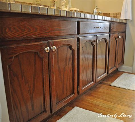 how to refinish wood cabinets featured projects from the sunday showcase party
