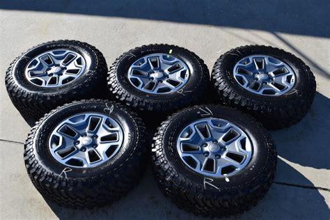 Factory Jeep Wheels Genuine Jeep Wheels Rims Tires