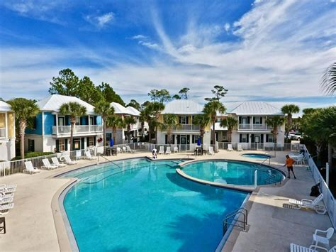 """The Bungalows At Seagrove """"three Palms"""" 2br Overlooking"""