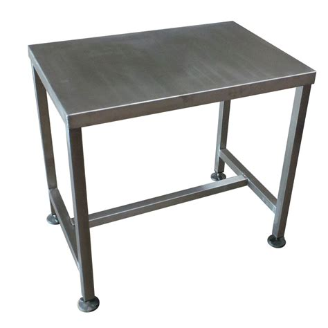 stainless steel table l stainless steel packing table l1200 x w600 packing