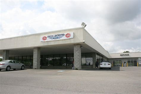 Rick Zoerb purchases Ford dealership in Cedartown ...