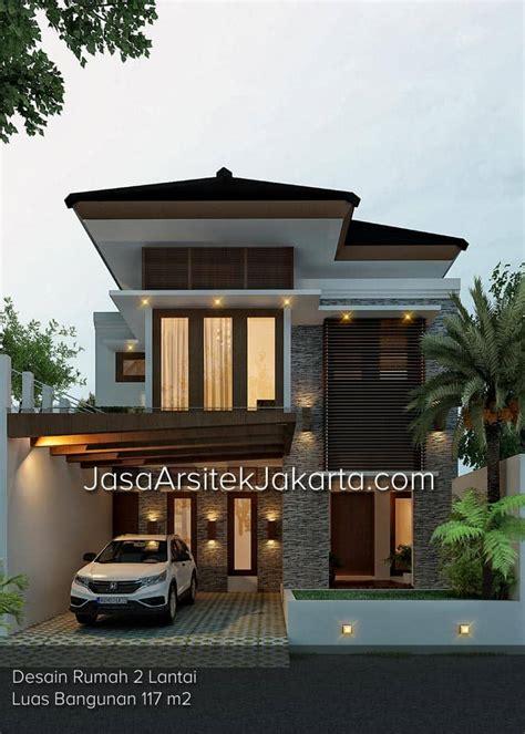 desain rumah  lantai luas bangunan   bp emir lampung