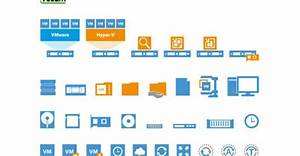 Download Free Visio Stencils For Vmware And Hyper