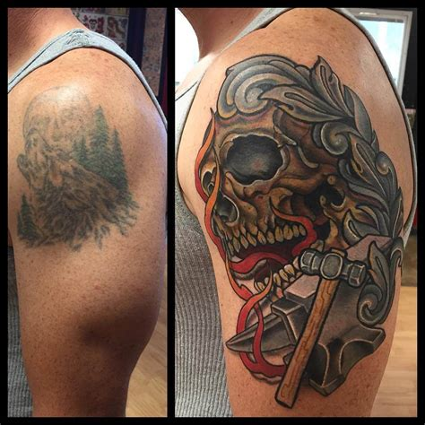 Cover Up Tattoo Pictures To Pin On Pinterest Tattooskid