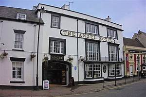 The Angel Hotel Coleford England Omdmen Och