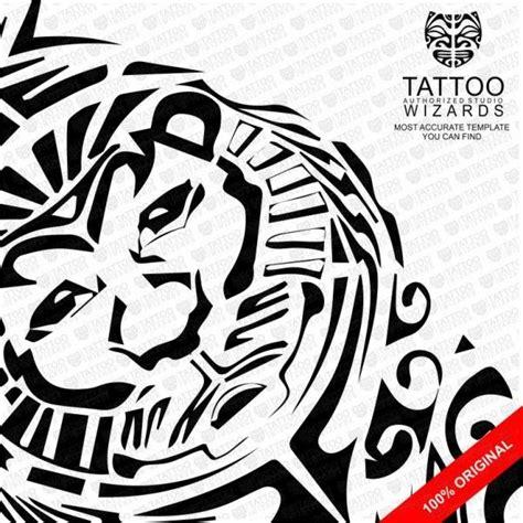 maori lion tattoo designs images  pinterest