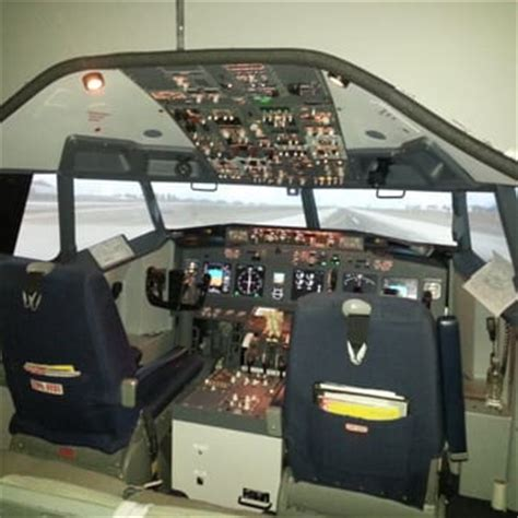 Flight Deck Simulation Center Anaheim by Flightdeck Flight Simulation Center Amusement Parks