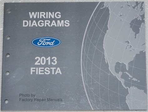 Ford Fiesta Electrical Wiring Diagrams Factory Shop