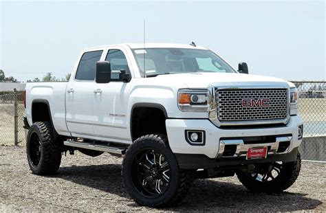 Lifted Gmc Trucks Wallpapers
