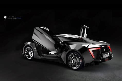 Lykan HyperSport Will Debut At Dubai International Motor ...