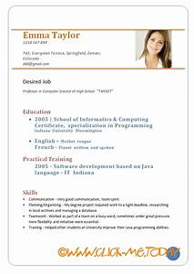 download sample cv for freshers resume doc pdf With curriculum vitae pdf editable