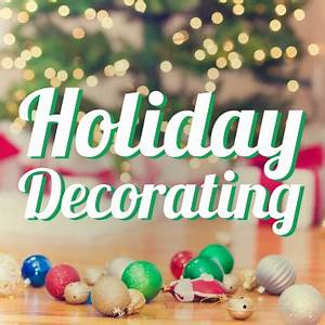 Family Organization Holiday Decorating Country Home