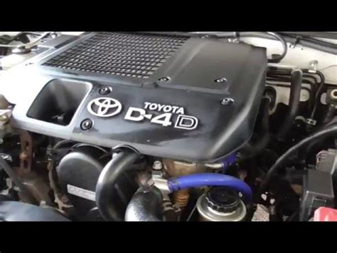 toyota engine repair d4d 2 2 egr valve cleaning how to save money and do it yourself