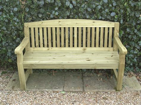 Garden Furniture Seats by Wooden 5 Garden Benchs Duncombe Sawmill Local And Uk