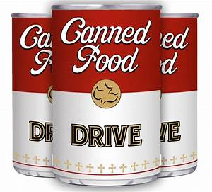 Can Food Drive Posters Pictures to Pin on Pinterest ...