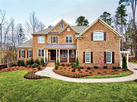hasentree wake forest nc toll brothers executive home