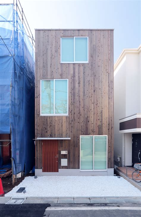 Architecture Design Your Own Home by Design Your Own Home With Muji S Prefab Vertical House