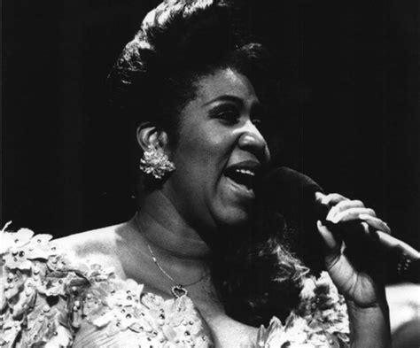 Remembering Aretha Franklin's Landmark 1987 Rock Hall Induction Clevelandcom