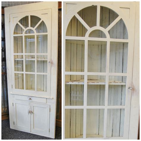 White Corner Hutch Cabinet  Rocket Uncle  Very Useful