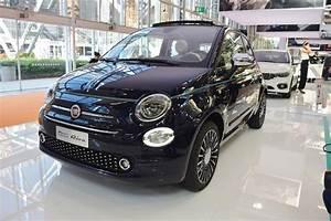 Fiat 500 Riva : fiat 500 riva bologna motor show live ~ Medecine-chirurgie-esthetiques.com Avis de Voitures