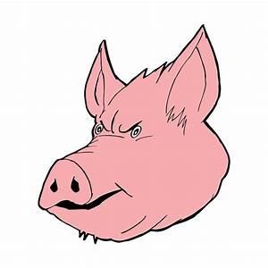 Pig Face - ClipArt Best