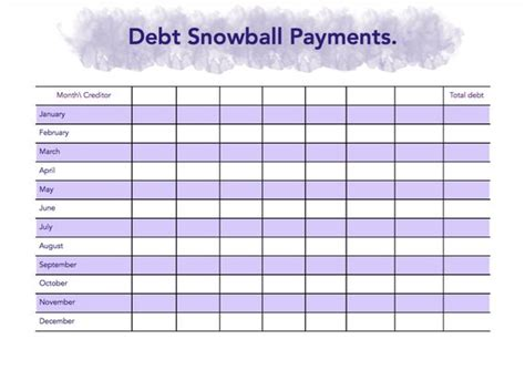 Printables Snowball Debt Worksheet Beyoncenetworth. Sample Of Diferencia Entre Curriculum Y Curriculum Vitae. One Page Wedding Program Templates. Lawn Care Name Ideas Template. Samples Of Resignation Letter Template. Business Offer Letter Template. School Open House Flyer Template. Daily Task List Template. Resume Templates For High School Students With No 2 Template