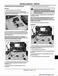 John Deere L100 L110 L120 L130 Lawn Tractors Repair Manual Pdf Tm2026