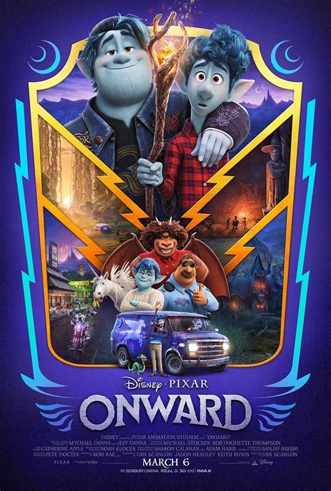 onward official trailer  pixar