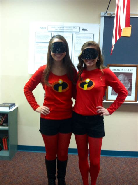 Super Hero Day Diy Incredibles Outfit!  Ideas For Amy