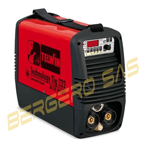 tig mma welder technology tig 222 ac dc hf lift inverter telwin 815476 ebay