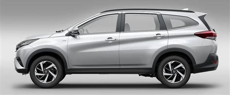 New Toyota Rush, the latest Urban SUV Now Available in