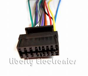 New Wire Harness For Sony Cdx  Cdx