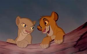 The Lion King Simba And Nala As Cubs