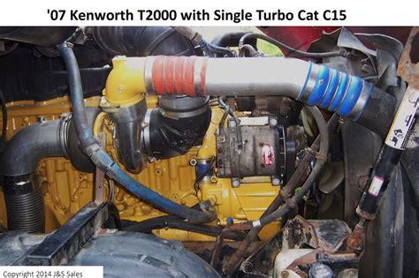 single turbo conversions complex  simple big rig power