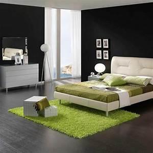 Schlafzimmer Weiße Möbel : 10 gro artige schwarz wei e schlafzimmer ideen ~ Markanthonyermac.com Haus und Dekorationen