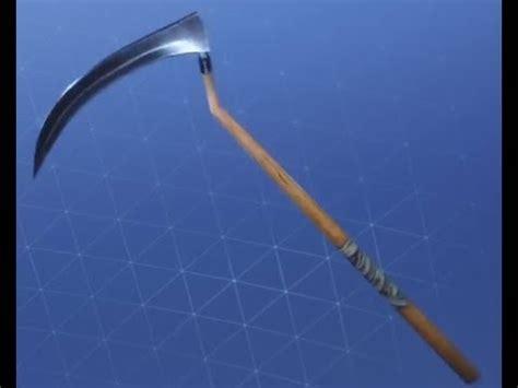 selling  fortnite account   reaper pick axe youtube