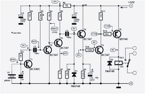 Vibrating Cell Phone Remote Control Circuit