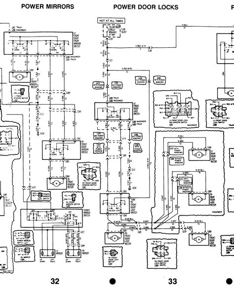 engine wiring fsj wiring diagram jeep overhead