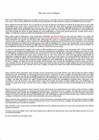 Lettre De Contestation Pv : contestation de pv lettre contestant un pv pour interdiction de stationner contestation de ~ Gottalentnigeria.com Avis de Voitures